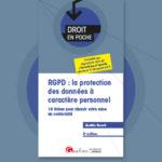 RGPD : la protection des données à caractère personnel - Collection Droit en Poche - Gualino